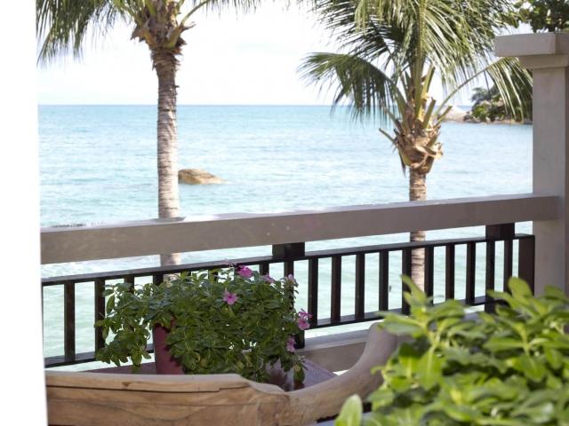 Crystal Bay Beach Resort Beach Front Balcony 10