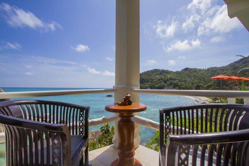Crystal Bay Beach Resort Sea View Deluxe 8