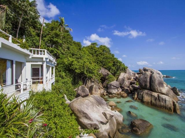 Crystal Bay Beach Resort Sea View Deluxe 5