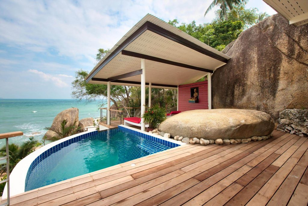 Crystal Bay Yacht Club Private Pool Villa 1