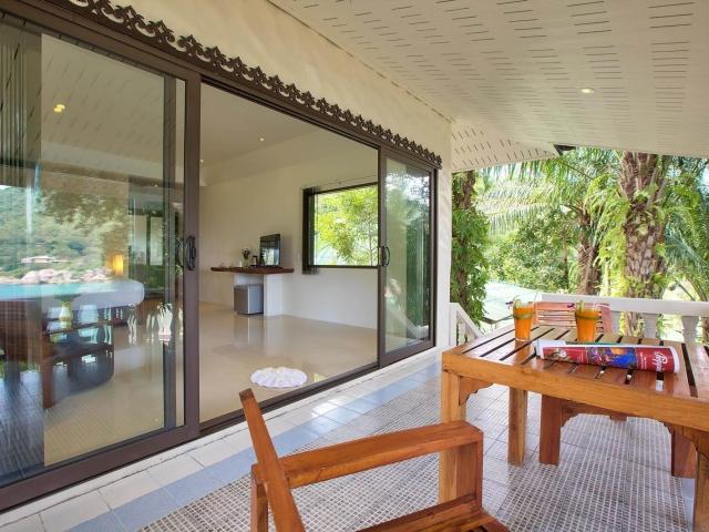 Crystal Bay Yacht Club Seaview Hillside Villa 13
