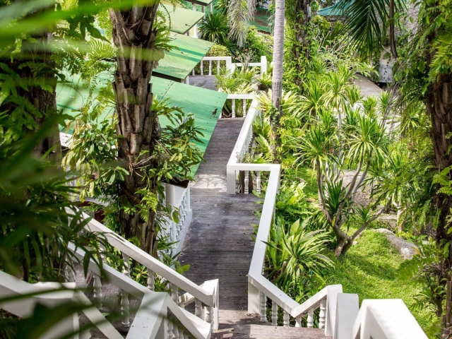 Crystal Bay Yacht Club Seaview Hillside Villa 14