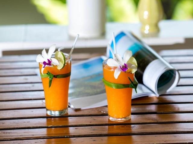 Crystal Bay Yacht Club Seaview Hillside Villa 15