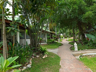 Crystal Bay Yacht Club Superior Garden Villa 14
