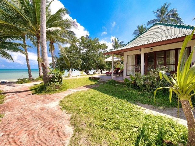 Crystal Bay Yacht Club Beachfront Villa 1