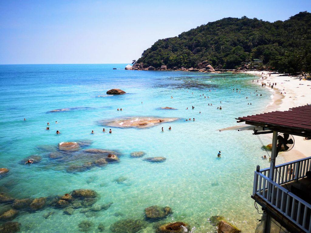 Crystal Bay Beach Resort View