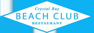 Crystal Bay Beach Club Logo